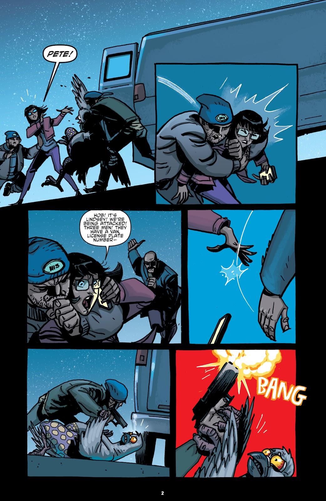 Read online Teenage Mutant Ninja Turtles (2011) comic -  Issue #103 - 28