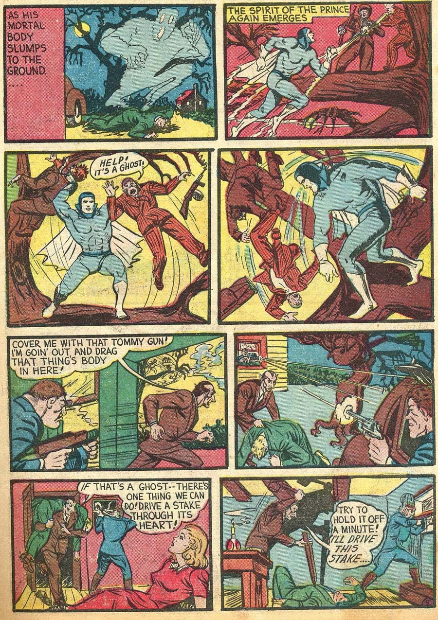 Blue Ribbon Comics (1939) issue 9 - Page 11