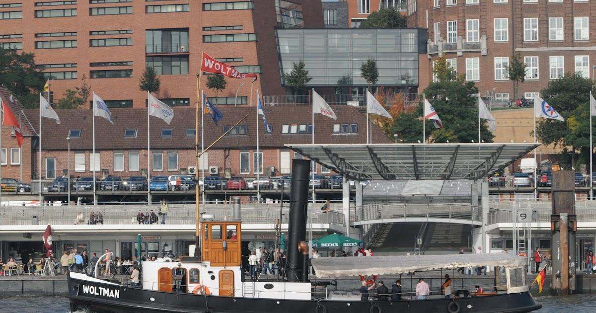 SHIPS   THE SEA - BLOGUE dos NAVIOS e do MAR  The WOLTMAN in Hamburg 6b14b66114282