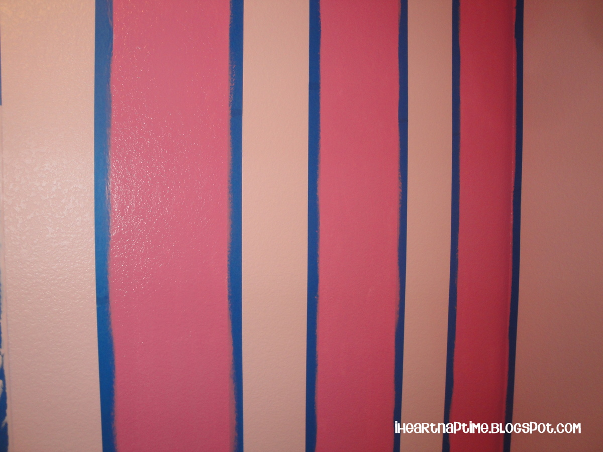 Wall Painting Ideas Stripes | Joy Studio Design Gallery ...