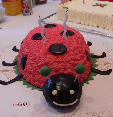 katicabogár torta képek Kalandok a konyhában : Katicabogár torta plusz egy másik katicabogár torta képek