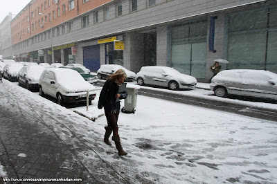 Nevada en Madrid