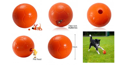 Autofetch Motion Pet Ball