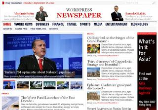 Mau buat Situs berita Online dengan WordPress?