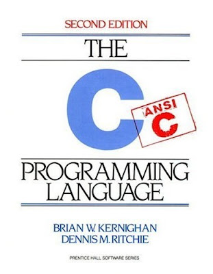 Best Programming Books: Kernighan and Ritchie C