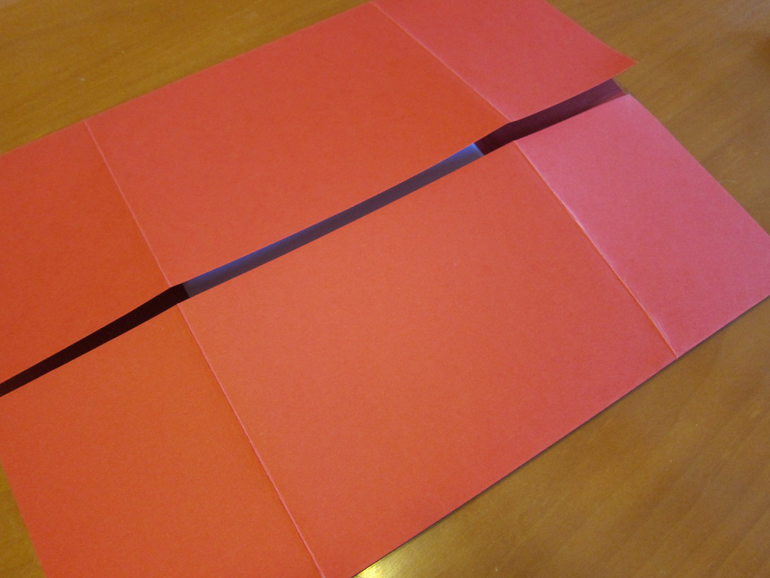 Origami A5 (booklet size) paper inbox - photo#41