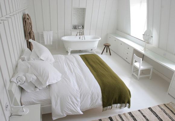 colores para decorar con que colores combina una pared blanca en dormitorios. Black Bedroom Furniture Sets. Home Design Ideas