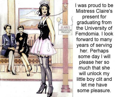 forced fem sissy