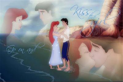 La Sirenita. Cuento de Disney