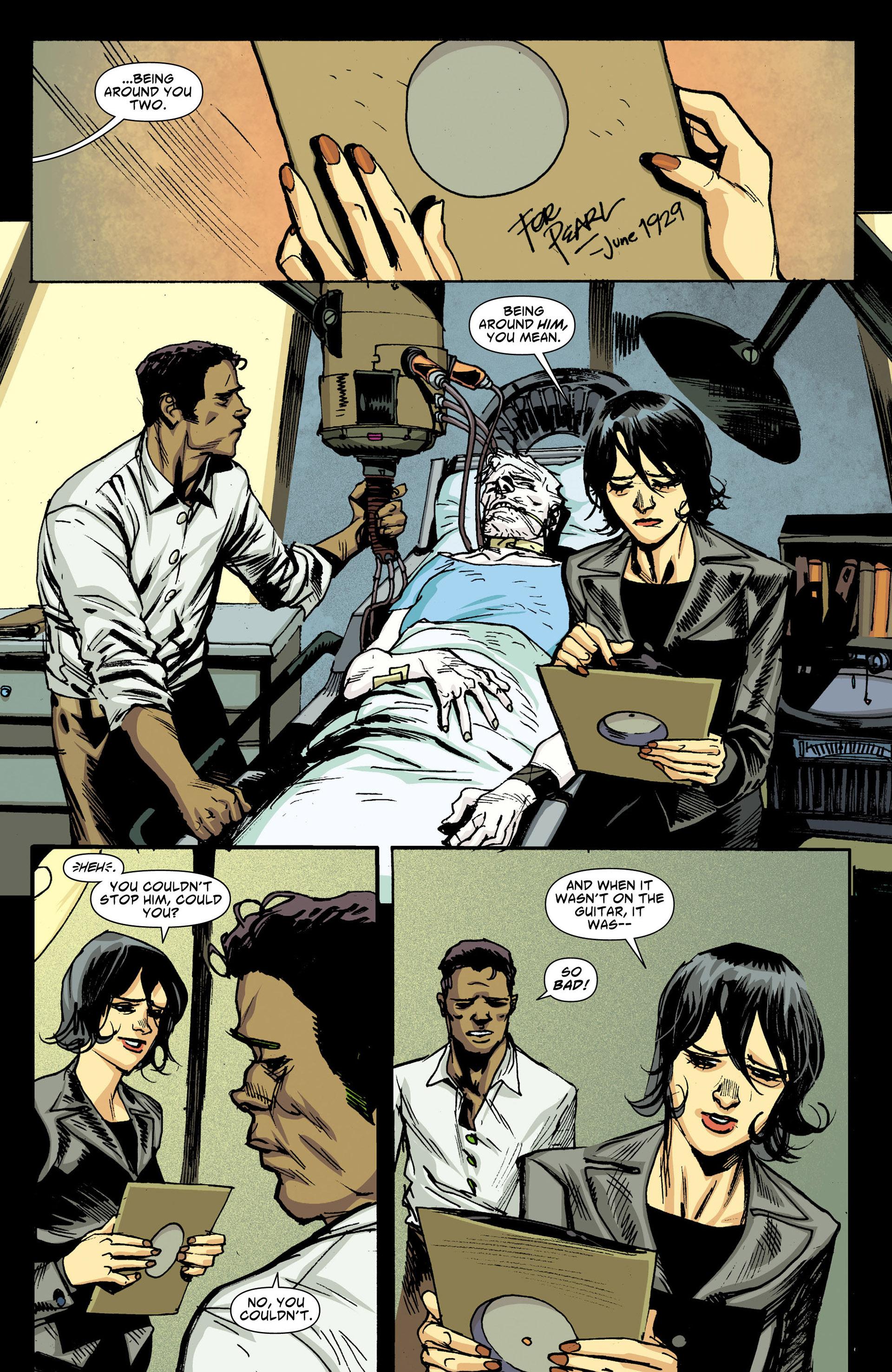Read online American Vampire comic -  Issue #30 - 5