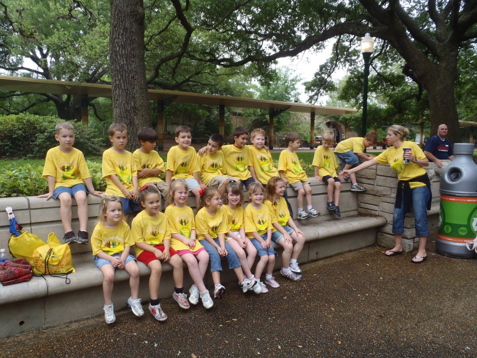 The Segelken Family Kindergarten Field Trip To The Zoo