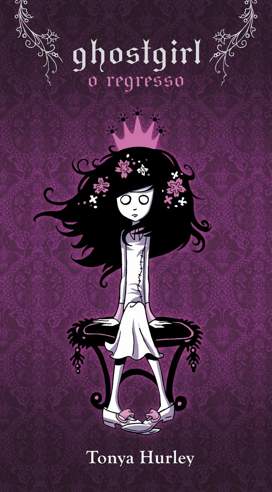 ghostgirl Portugal: Os Livros