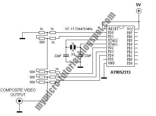 Figure 2 R2r Resistor Ladder Circuit