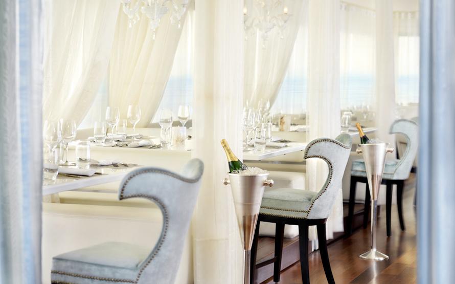 Huntley Hotel Penthouse Restaurant