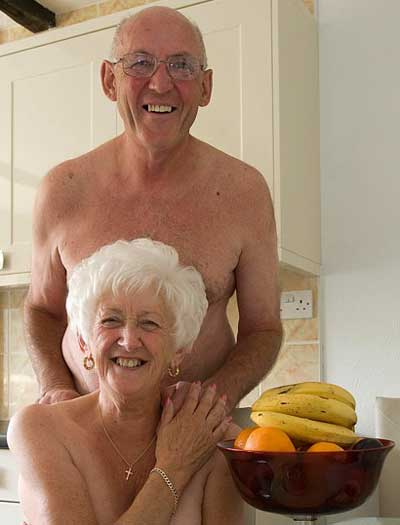Old people swingers