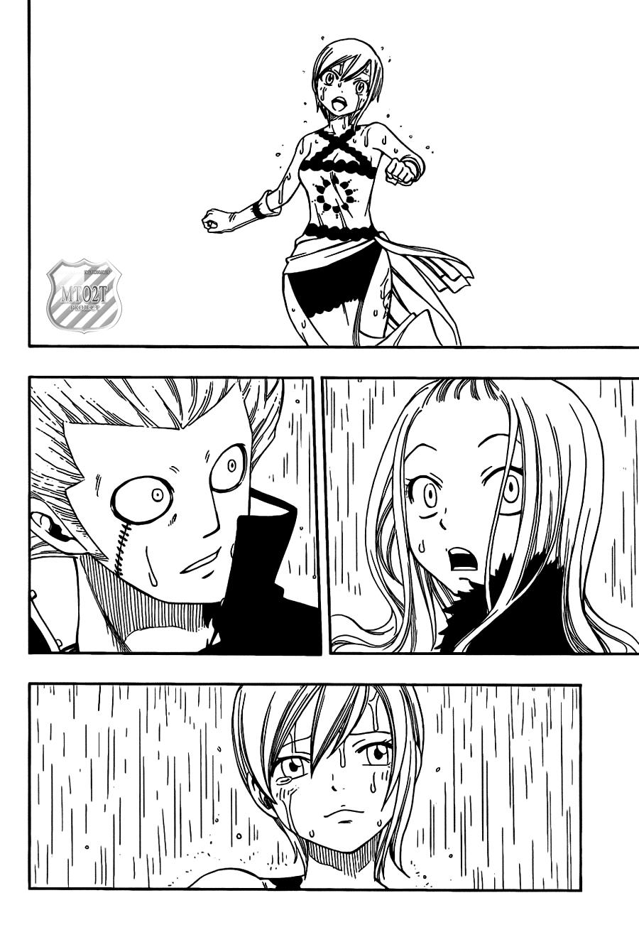 Fairy Tail chap 199 trang 17