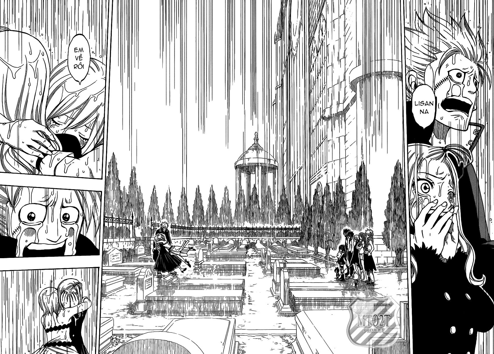 Fairy Tail chap 199 trang 19