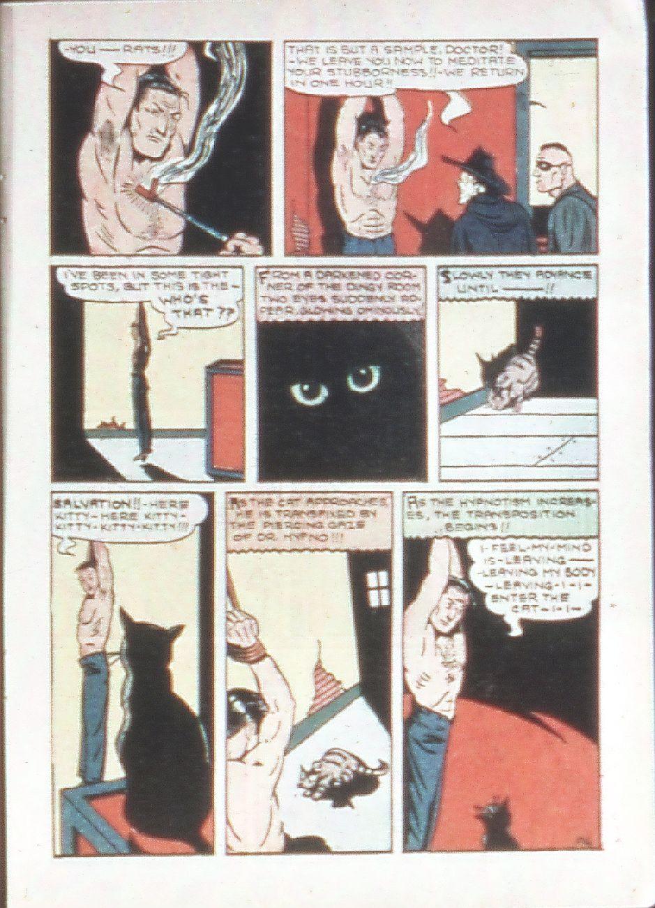 Read online Amazing Man Comics comic -  Issue #18 - 25