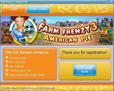 Farm Frenzy 3 American Pie Full Version Crack Premium Game