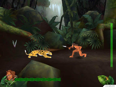 Tarzan Game Free Download