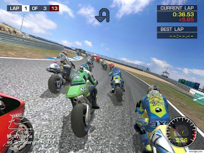 Download Game MotoGP 2 [Portable] | Fradika Blog