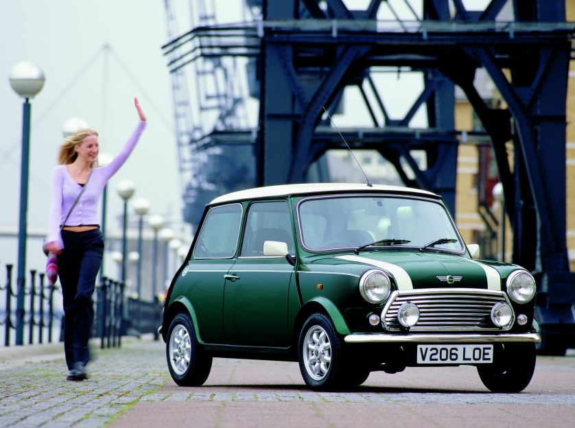 The Mini Is A Small Car That Was Made By British Motor Corporation Bmc And Its Successors From 1959 Until 2000 Original Considered