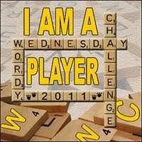 I PlayedWordy Wednesday