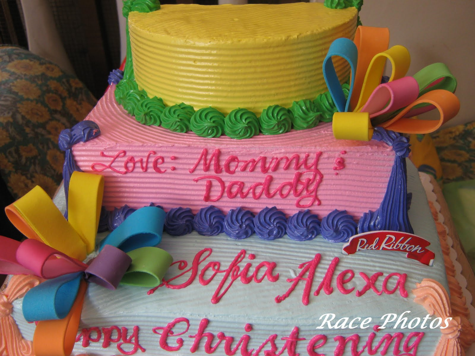 Feel At Home Ph 225 Colorful Cake