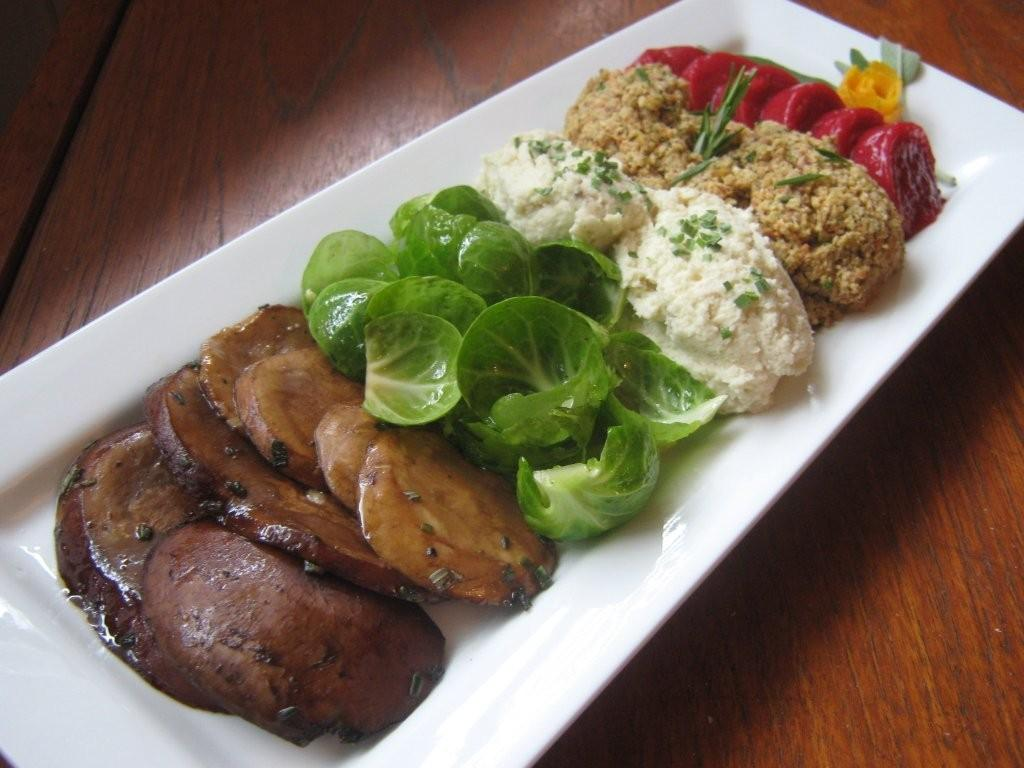 The Happy Raw Kitchen Raw Vegan Thanksgiving