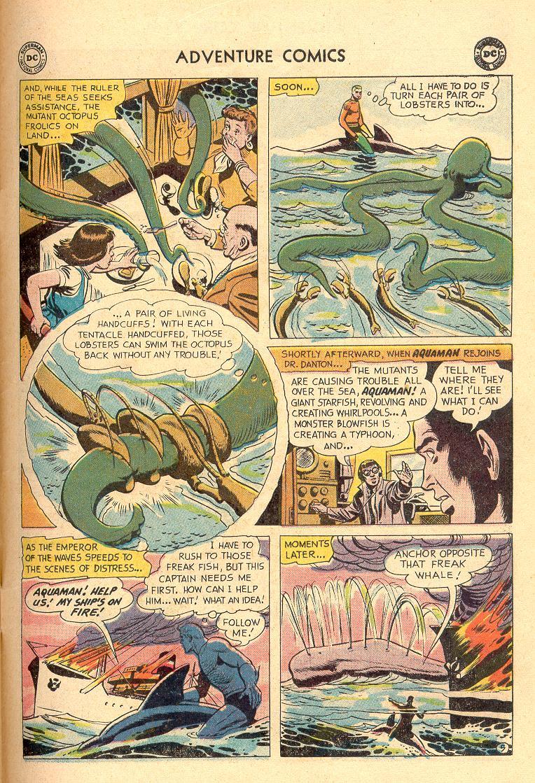 Read online Adventure Comics (1938) comic -  Issue #258 - 31