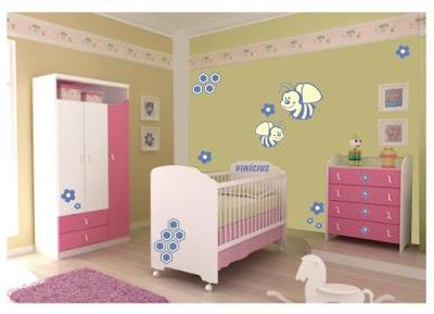 adesivo de parede infantil foto