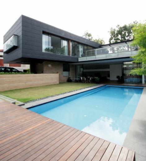Fotos de casas lindas modernas e luxuosas - Imagenes casas modernas ...