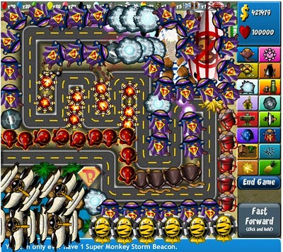 Black And Gold Games Bloons Tower Defense 5 Google Site