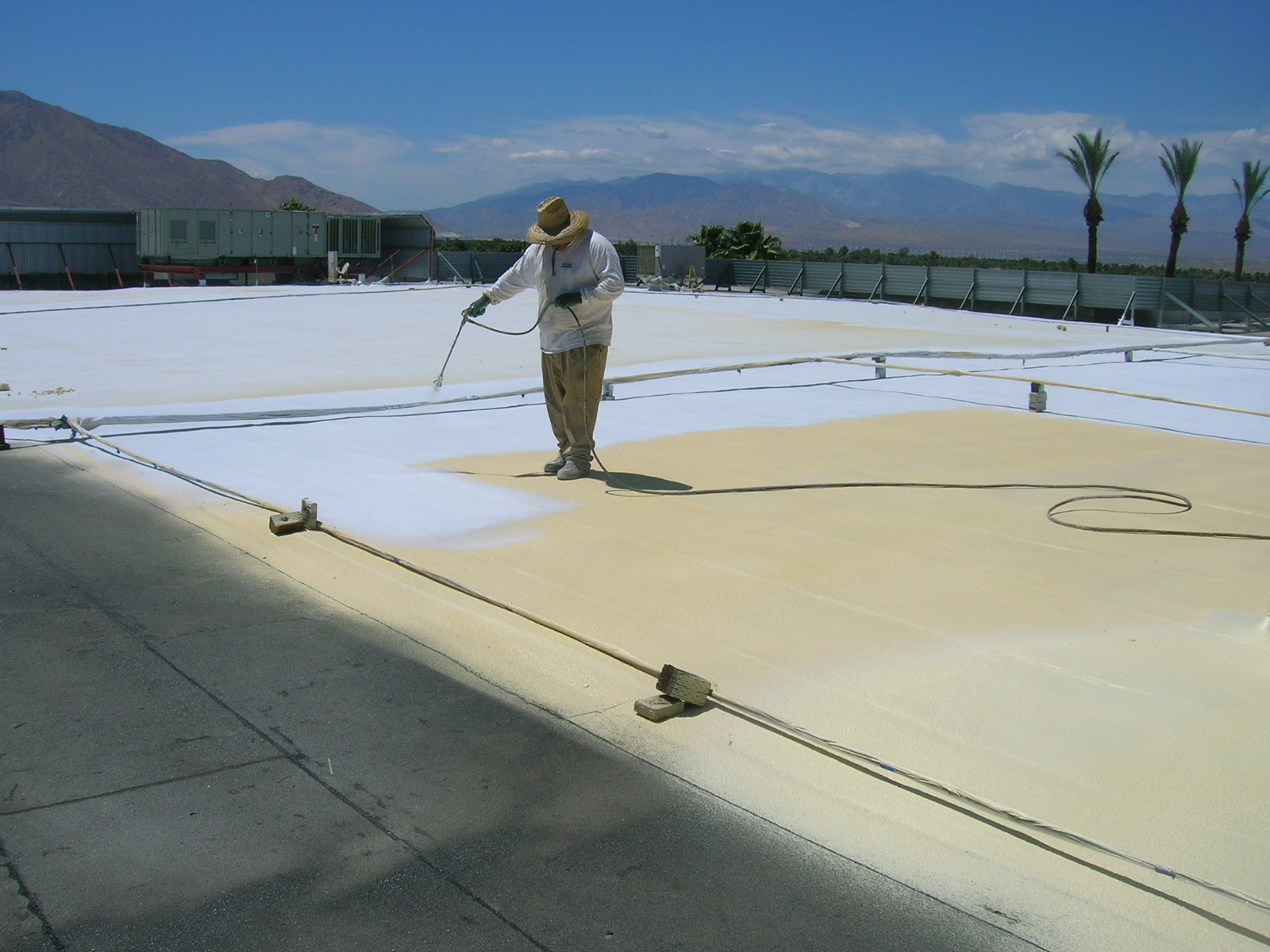 Commercial Roofing Answers Quot Puf Quot The Magic Roof System