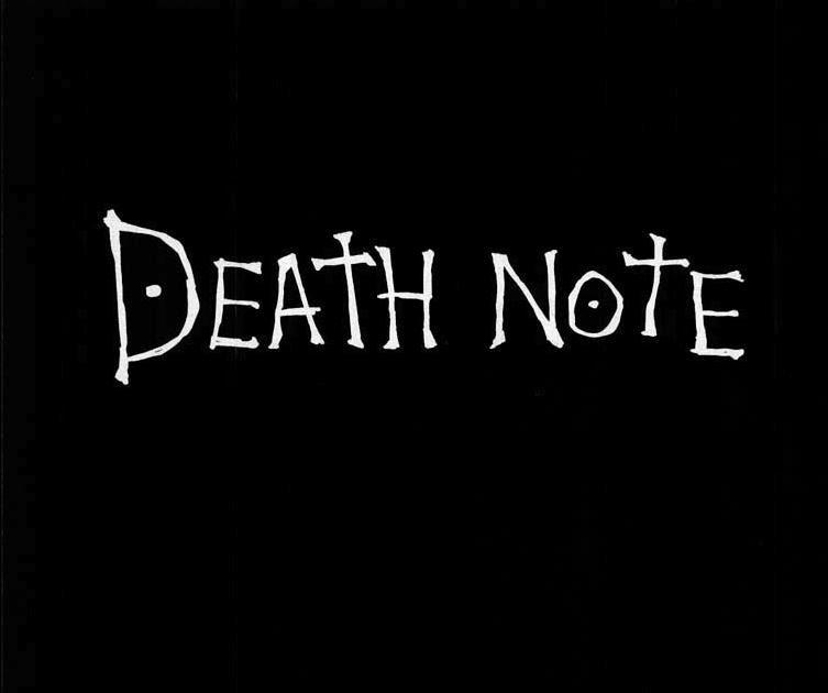 Grillo's Freak Place: Deathnote: El Cuaderno Del Shinigami