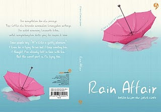 Rain Affair : Peliknya Cinta Segitiga