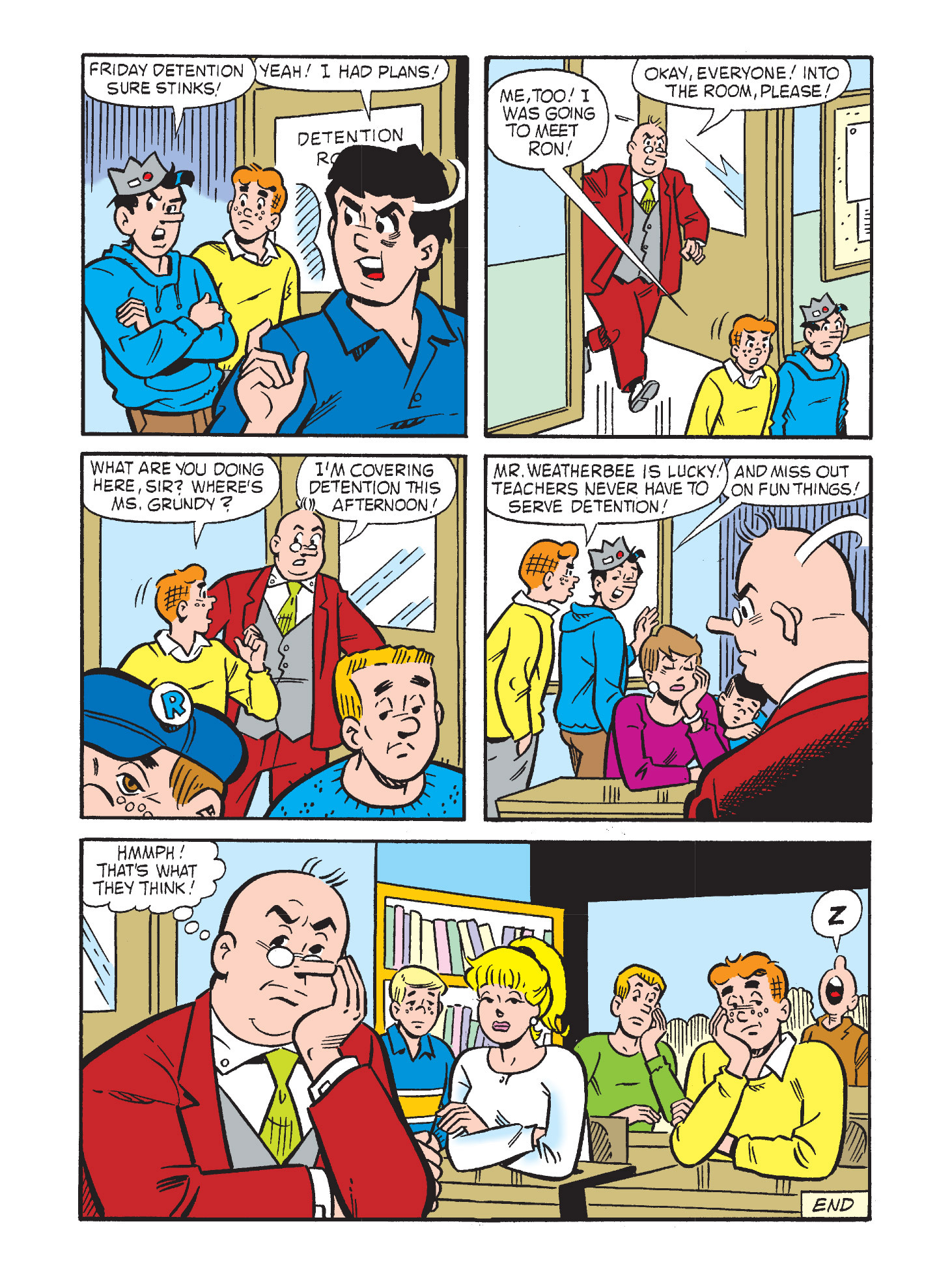 Read online Archie's Funhouse Double Digest comic -  Issue #3 - 120
