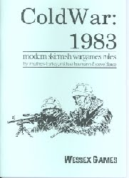 Different Types Of Jeeps >> Winter of '79: Cold War: 1983 ......A Tabletop Review