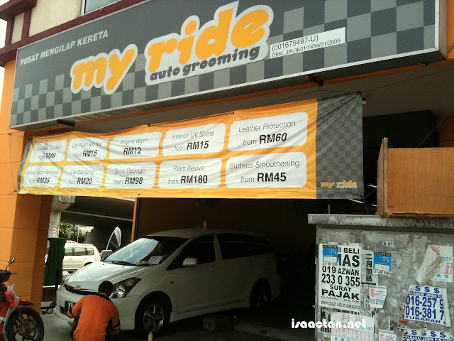 My Ride Auto Grooming