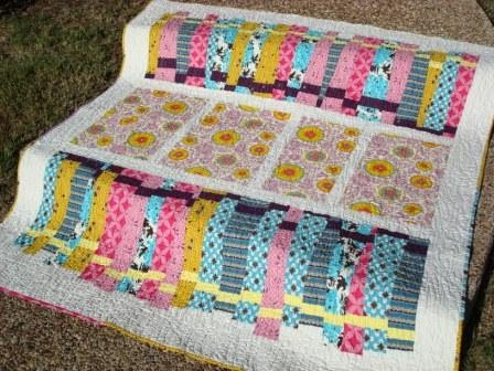 Bohemian Forest Quilt