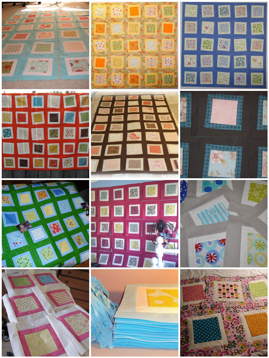 That Quilt Along {Progress}