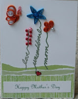 quilling quilled mothers day paper filigree filigrana