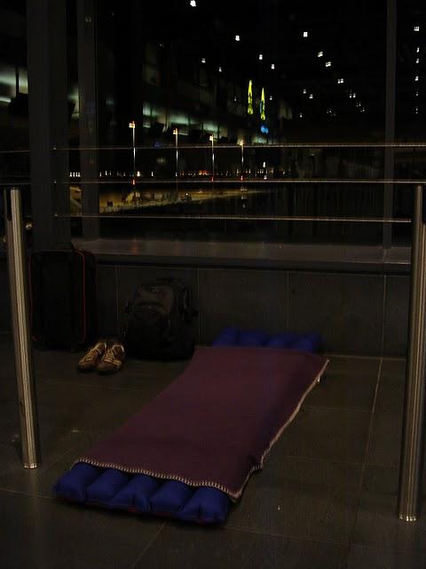 Późno w nocy podłącz Londyn