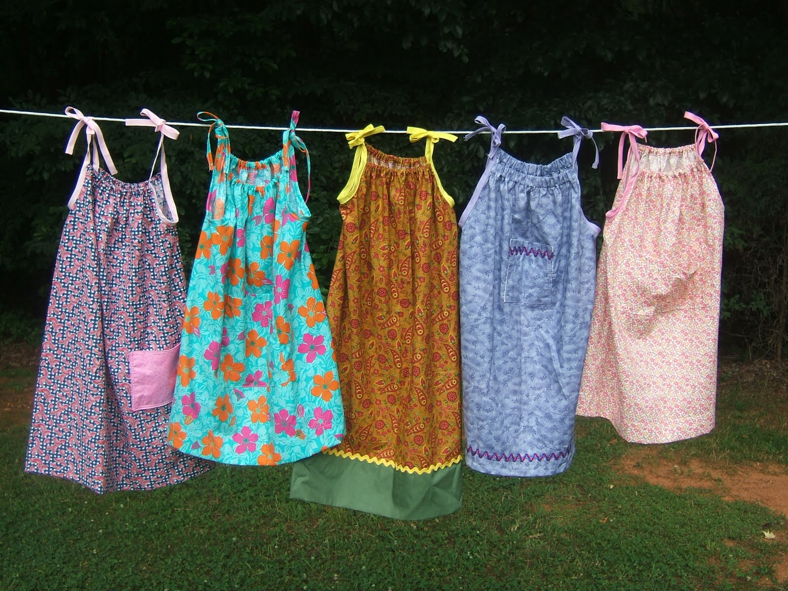 Devon4africa My Introduction To Little Dresses For Africa