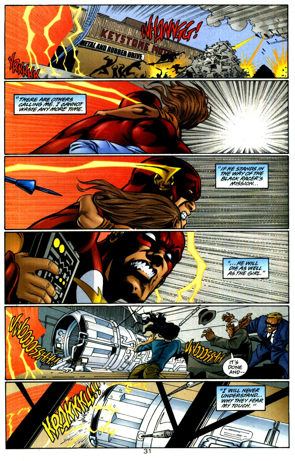 Read online The Flash: Our Worlds at War comic -  Issue # Full - 31