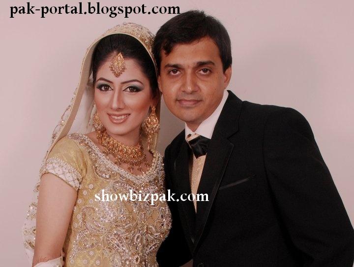 Pakistani Actress Madiha Chauhdry Wedding Pics
