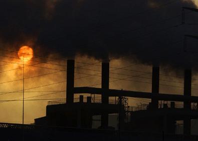 Hiilidioksidi Ilmastonmuutos