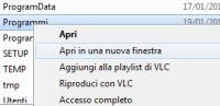Accesso completo e possesso (Ownership) di file e cartelle in Windows 7