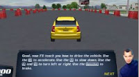 Simulatori di guida per imparare a guidare la macchina