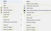 Aggiungere opzioni e comandi ai menu tasto destro del mouse